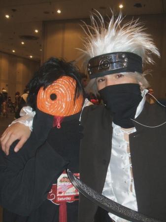 Tobi from Naruto Shippūden