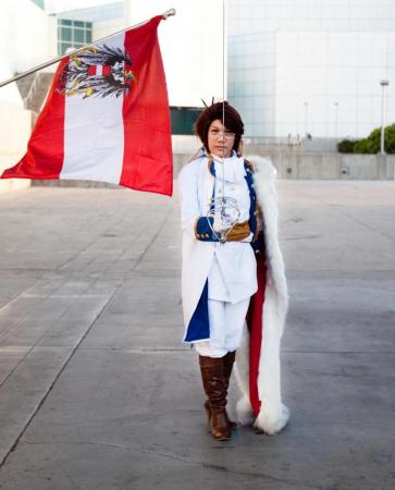 Austria / Roderich Edelstein from Axis Powers Hetalia worn by Shun