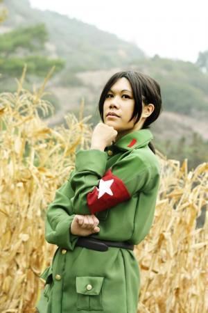 China / Wang Yao from Axis Powers Hetalia worn by Shun