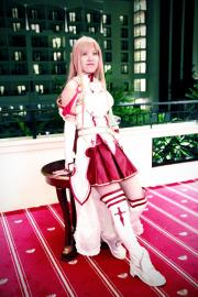 Asuna from Sword Art Online worn by Ayli