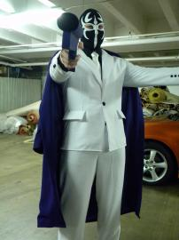 Mask DE Smith from Killer7