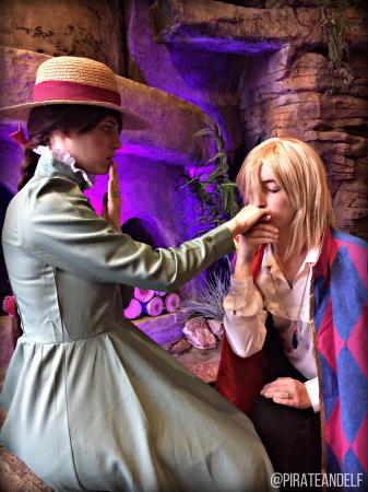 Howl from Howls Moving Castle by pirateandelf