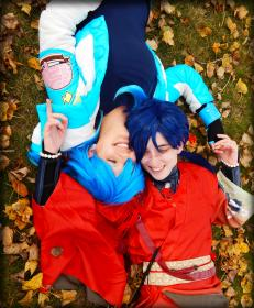 Koujaku from DRAMAtical Murder worn by pirateandelf