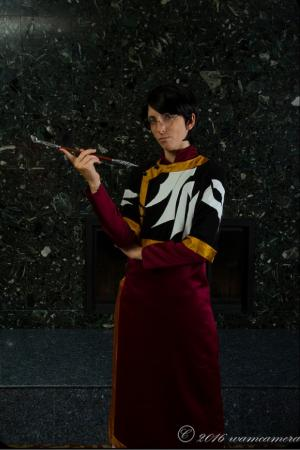 Kimihiro Watanuki from Blood-C by pirateandelf