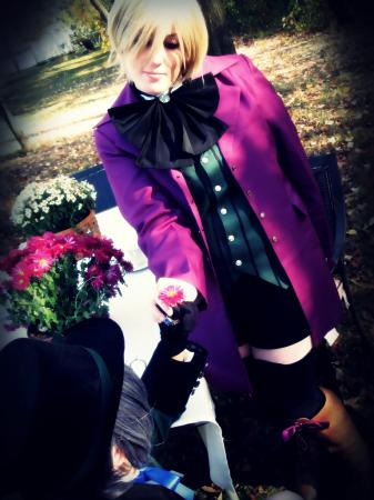 Alois Trancy from Black Butler worn by jessicalynnchan