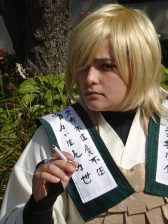 Genjo Sanzo from Saiyuki