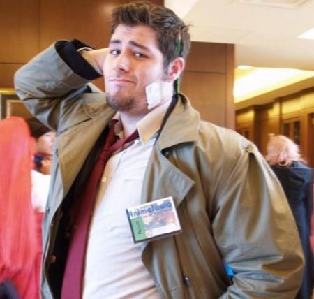Detective Gumshoe from Phoenix Wright: Ace Attorney worn by GARizard
