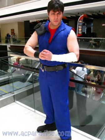 Kenshiro from Fist of the North Star worn by GARizard