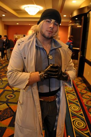 Snow Villiers from Final Fantasy XIII worn by GARizard