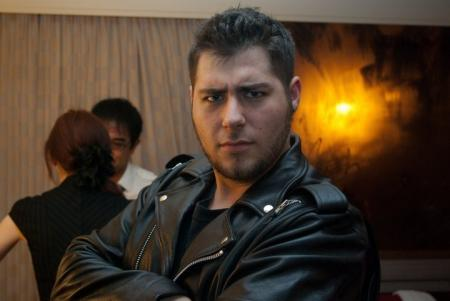 Lucas Lee from Scott Pilgrim