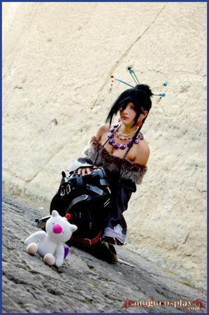 Lulu from Final Fantasy X worn by Mogu