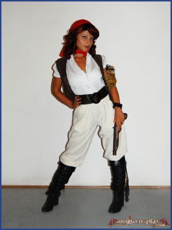 Elaine Marley from Curse of Monkey Island worn by Mogu