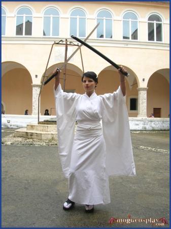 O-ren Ishii from Kill Bill worn by Mogu