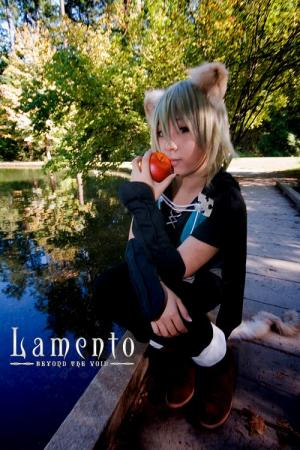 Konoe from Lamento -Beyond the Void- worn by Kaworu