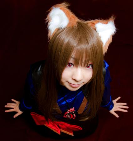Horo from Spice and Wolf worn by Kaworu