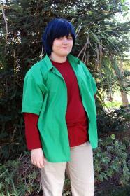 Kouichi Kimura from Digimon Frontier worn by ZackPuppy