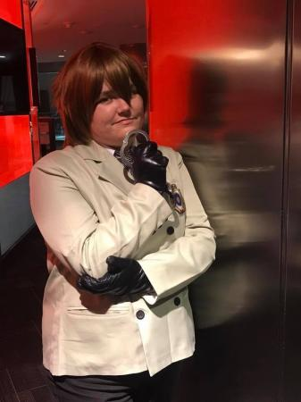 Goro Akechi from Persona 5