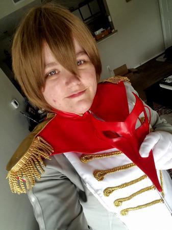 Goro Akechi from Persona 5