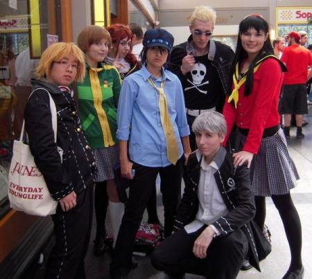 Naoto Shirogane from Persona 4 worn by Taylor