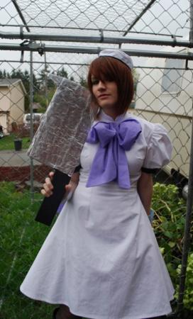 Rena from Higurashi no Naku Koro ni