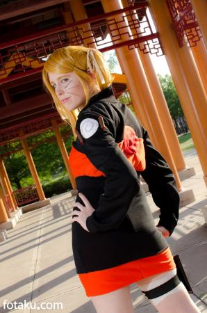 Naruto Uzumaki from Naruto Shippūden worn by Margot la Rue