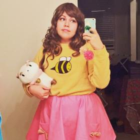 Bee from Bee & Puppycat  worn by amaryie