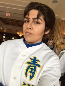 Takigawa Chris Yuu from Ace of Diamond worn by amaryie