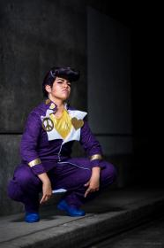 Josuke Higashikata from Jojo's Bizarre Adventure worn by amaryie