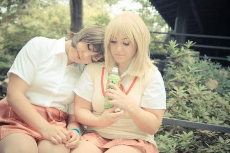 Tomoka Kase from Asagao to Kase-san - Kimi no Hikari worn by amaryie