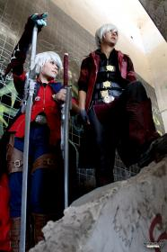 Nero from Devil May Cry 4 worn by Mihaumary