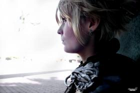 Cloud Strife from Final Fantasy VII: Advent Children worn by Mihaumary