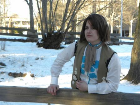 Lithuania / Toris Lorinaitis from Axis Powers Hetalia worn by ladysasha