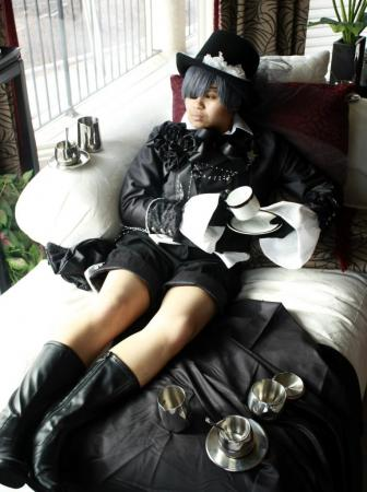 Ciel Phantomhive from Black Butler worn by Callista Miralni