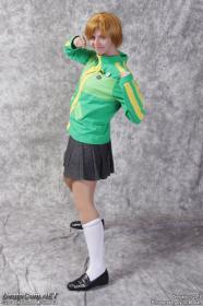 Chie Satonaka from Persona 4 worn by Chibi Inu Tsuzuki