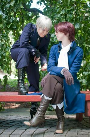 Prussia / Gilbert Weillschmidt from Axis Powers Hetalia worn by Konigreich-PreuBen