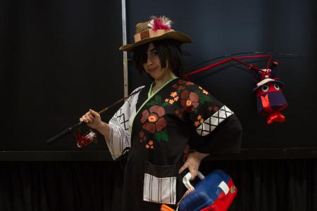Rokuro from Tales of Berseria worn by trickssi