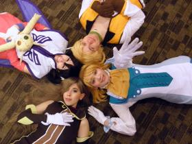 Tear Grants from Tales of the Abyss worn by trickssi