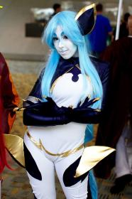 Centurion Aqua from Tales of Symphonia: Dawn of the New World worn by trickssi