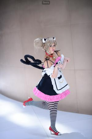 Magilou from Tales of Berseria worn by trickssi