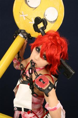 A.B.A from Guilty Gear Isuka