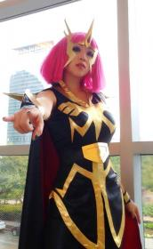 Haman Karn from Mobile Suit Gundam ZZ worn by Vampy