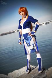 Kasumi from Dead or Alive 5