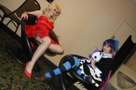 Panty from Panty and Stocking with Garterbelt (Worn by PrincessLycoris)