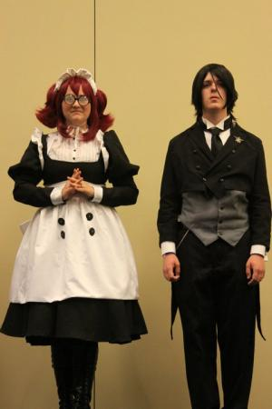 Maylene from Black Butler worn by Ash Ferry