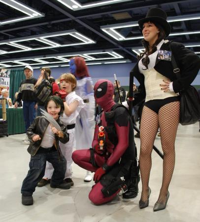 Zatanna Zatarra from Justice League
