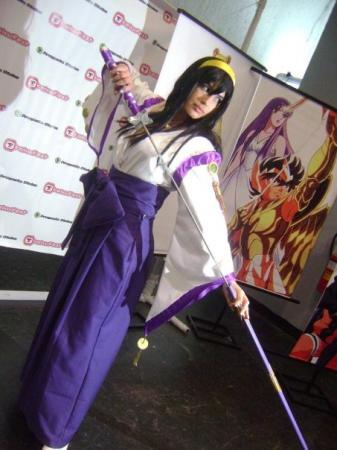 Chikane Himemiya from Kannazuki no Miko worn by Carmenpilar Best