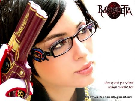 Bayonetta from Bayonetta worn by Carmenpilar Best