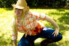 Applejack from My Little Pony Friendship is Magic