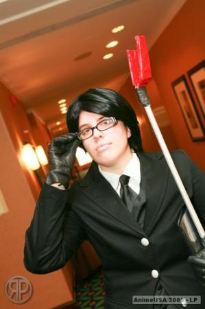 William T. Spears from Black Butler worn by Nightengale37