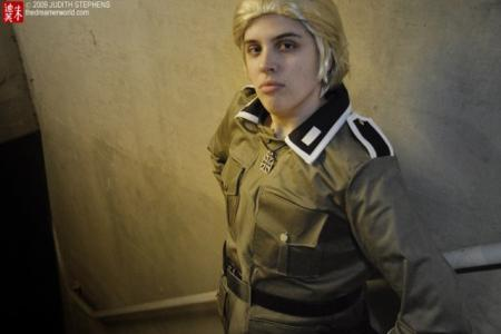 Germany / Ludwig from Axis Powers Hetalia worn by Nightengale37
